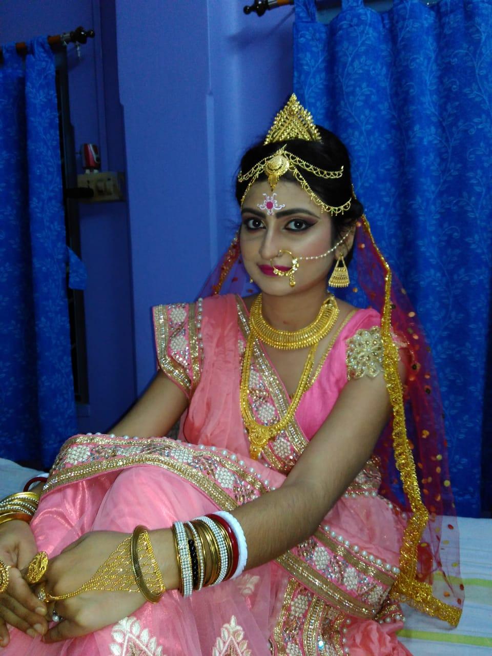 Kolkata Best Bridal HD Make Up